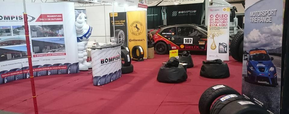 BOMPISO, S.A. e BOMPISO RACING TEAM no MOTORSHOW PORTO